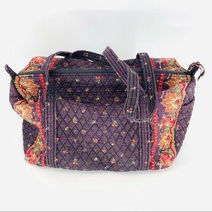 Vera Bradley Large Petit Pointe Duffel Bag